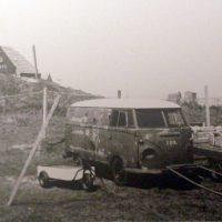 VW T1 Umbau zur Kutsche